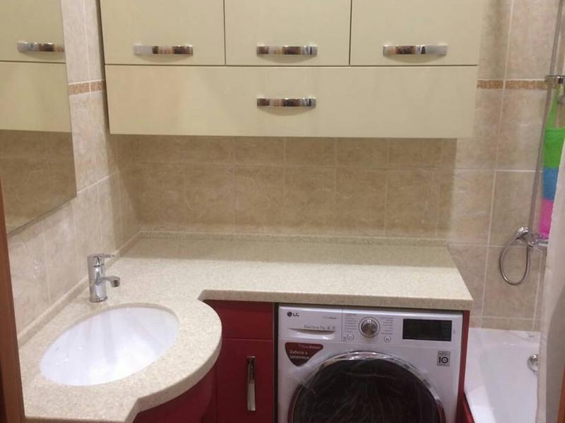 Мебель для ванной комнаты-Мебель для ванной «Модель 19»-фото2
