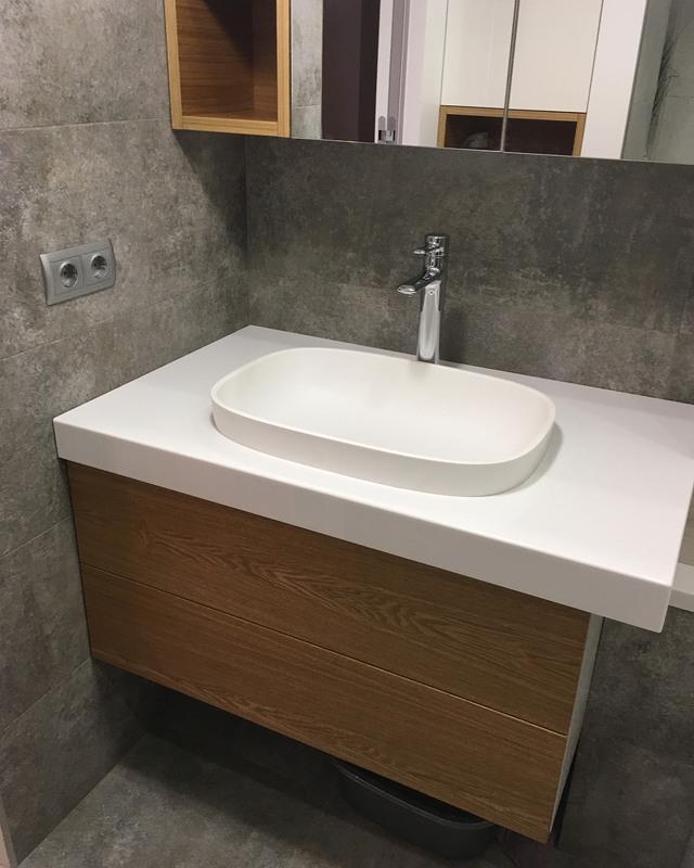 Мебель для ванной комнаты-Мебель для ванны «Модель 44»-фото1