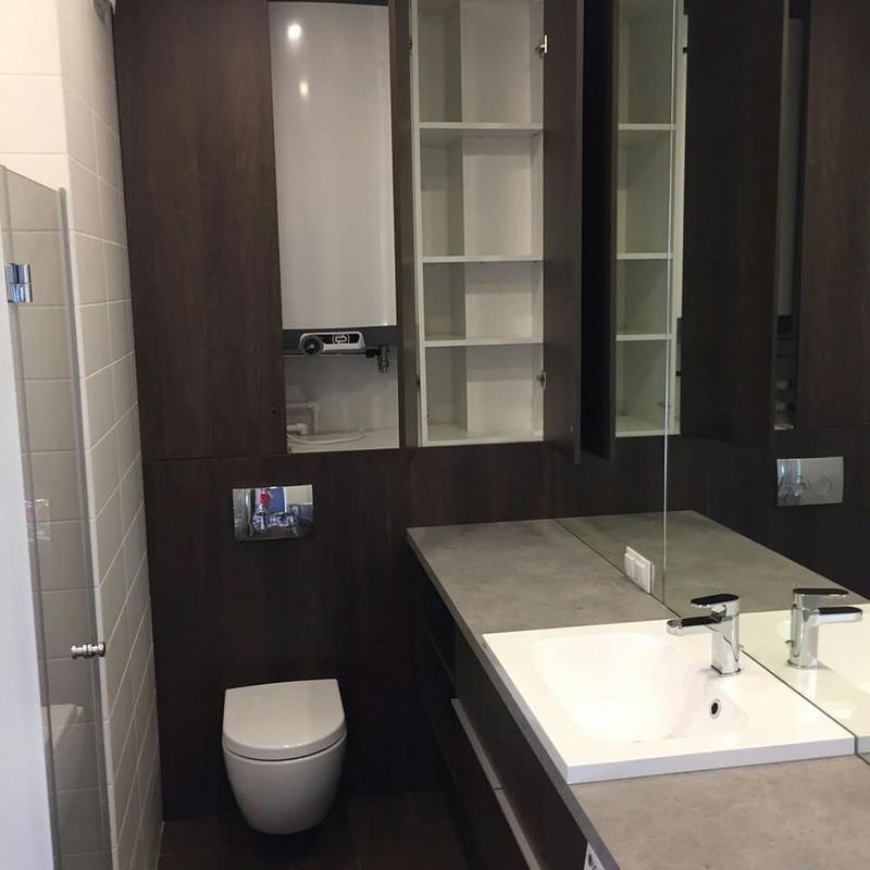 Мебель для ванной комнаты-Мебель для ванной «Модель 70»-фото2
