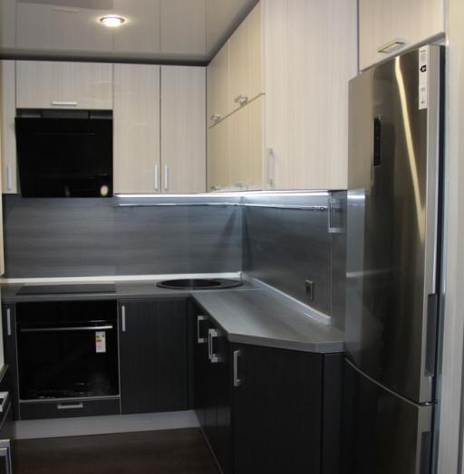 -Кухня МДФ в ПВХ «Модель 92»-фото28