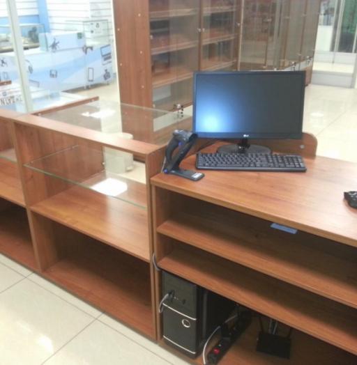 Торговая мебель-Мебель для магазина «Модель 3»-фото4