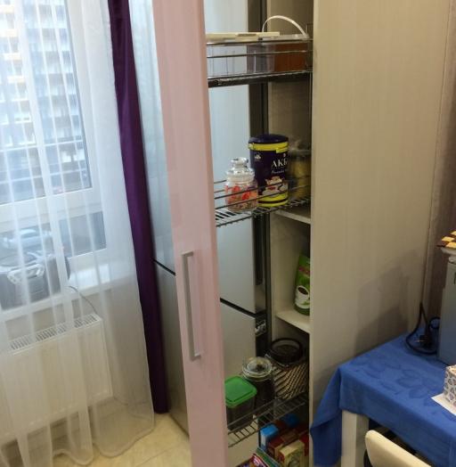 -Кухня из пластика «Модель 110»-фото2