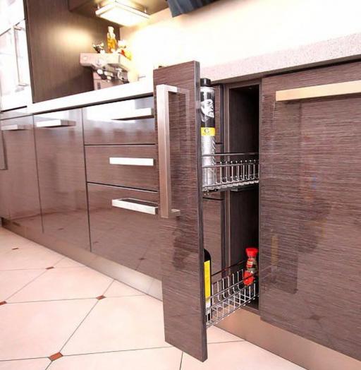 -Кухня МДФ в ПВХ «Модель 116»-фото15