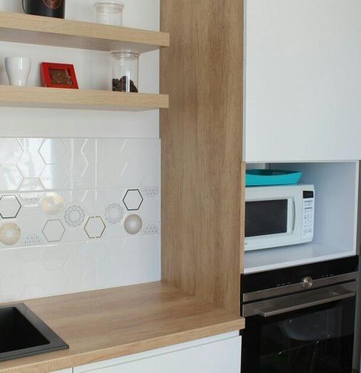 -Кухня из пластика «Модель 87»-фото15