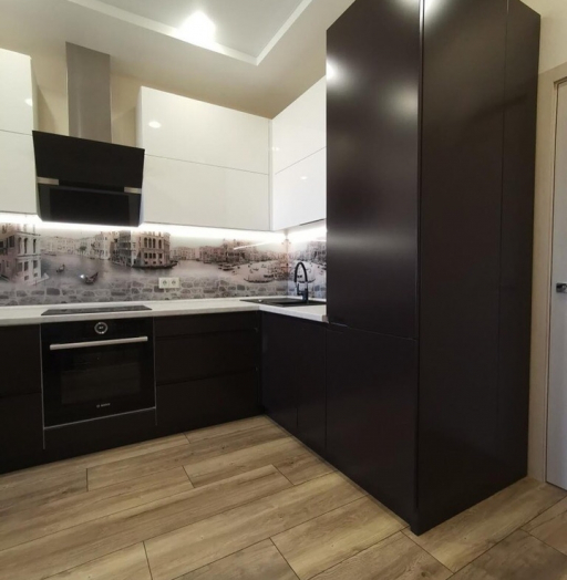-Кухня МДФ в пленке ПВХ «Модель 93»-фото27
