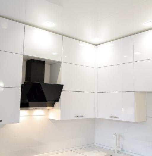 -Кухня из пластика «Модель 142»-фото18