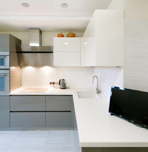 -Кухня из акрила «Модель 411»-фото10