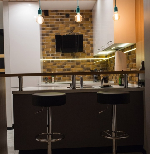 -Кухня МДФ в пластике «Модель 12»-фото1