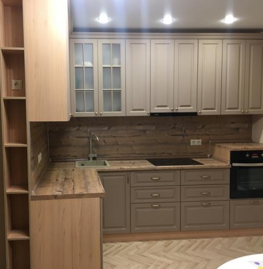 -Кухня МДФ в ПВХ «Модель 62»-фото18