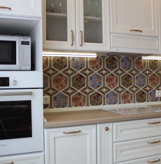 -Кухня из пластика «Модель 134»-фото13