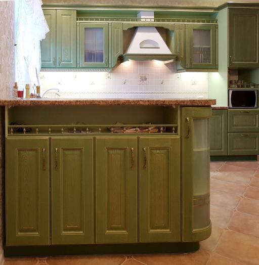 -Кухня из массива «Модель 23»-фото15