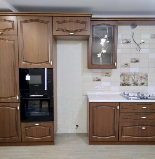 -Кухня МДФ в ПВХ «Модель 527»-фото26